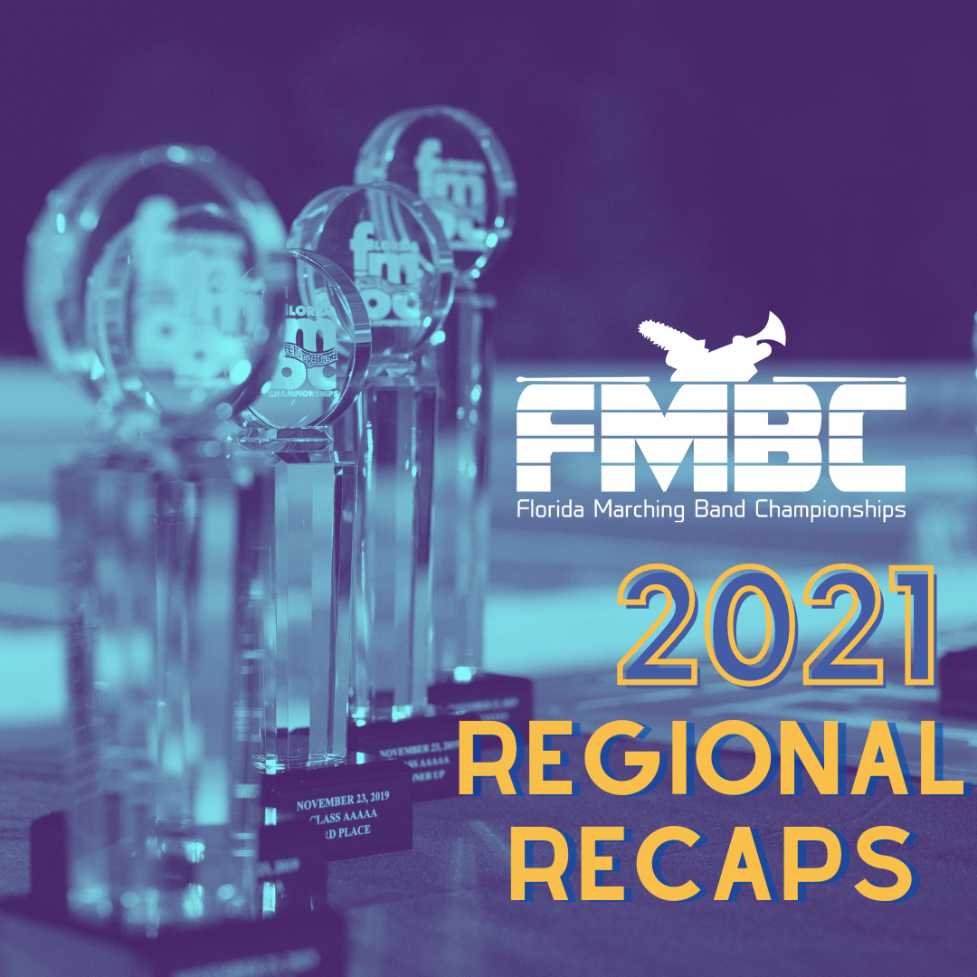 2021 Regional Recaps